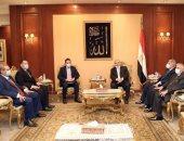 معلومات مجلس الوزراء يوقع بروتوكول تعاون مع المحكمة الدستورية العليا