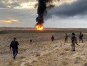 العراق.. طائرة بدون طيار تقتل 4 عناصر من الحشد الشعبى أثناء محاولتهم دخول سوريا