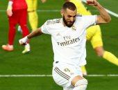 ريال مدريد ضد غرناطة.. بنزيما يقود هجوم الملكي وهازارد على الدكة