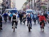 محافظ بورسعيد ورئيس الرقابة الإدارية يشاركان في ماراثون مكافحة الفساد.. صور