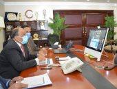 وزير التنمية المحلية: نسعى لتحسين معيشة 18.5 مليون مواطن فى 1000 قرية.. صور