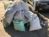 استجابة لليوم السابع محافظة القاهرة ترفع رتش وقمامة من شارع الميرغنى فى مصر الجديدة