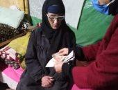 التضامن توجه بصرف مساعدة مالية فورية لسيدة مسنة وإعادة تأهيل منزلها بالغربية