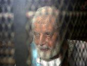 """اليوم.. إعادة محاكمة محمود عزت بقضيتى """"التخابر مع حماس واقتحام الحدود"""""""