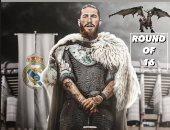 انستجرام نجوم الكورة.. راموس محارب ريال مدريد ونيمار ومبابى يحتفلون