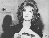 صورة نادرة من 49 سنة للنجمة شادية خلال وجودها فى المغرب عام 1971