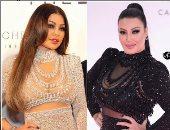 سمية الخشاب بنفس تصميم فستان هيفاء وهبى بختام مهرجان القاهرة.. مين الأجمل؟