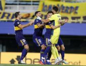 بوكا جونيورز يتعادل مع ضيفه سانتوس البرازيلى سلبيا فى كأس ليبرتادوريس