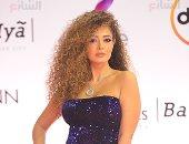 تعرف على شبيهة ميرنا المهندس فى مهرجان القاهرة السينمائى