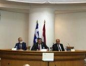 سفير اليونان: تربيت في بورسعيد وعلاقتنا بمصر نموذجا نموذجا يحتذى به