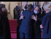 مصر وفرنسا تعاون استراتيجى فى كل المجالات خلال حكم الرئيس السيسى.. فيديو
