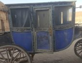 """بعد محاولات تهريبها.. """"مركبة القصير"""" تصل متحف المركبات الملكية لترميمها وعرضها"""