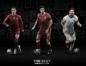 ميسي ورونالدو وليفاندوفسكي بالقائمة النهائية لجائزة أفضل لاعب فى العالم
