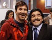 ميسي يهدي الفوز لمارادونا: من المؤكد أنه يدعمنا أينما كان