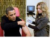 مصور البيت الأبيض السابق يدافع عن إدارة أوباما خلال مواجهة انفلونزا الخنازير