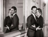 أمير السويد كارل فيليب وزوجته صوفيا يعلنان استقبال طفلهما الثالث مارس المقبل