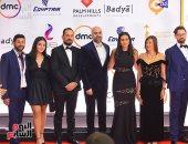 نجوم ونجمات الفن يتألقون فى ليلة ختام مهرجان القاهرة السينمائى