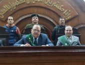 الإعدام لمبلط سيراميك والمؤبد لـ7 أشخاص لقتلهم شابا بسبب خلافات الجيرة بالشرقية