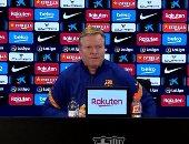 مدرب برشلونة يكشف رغبته فى فوز الريال أمام أتلتيكو فى ديربى مدريد الليلة