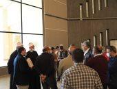 """""""البحوث الإسلامية"""" يبحث خطط تنفيذ متحف عرض المخطوطات النادرة بمكتبة الأزهر"""