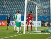 محمد صبحى يتصدى لركلة جزاء عبدالله السعيد ويحافظ على تعادل الاتحاد أمام بيراميدز