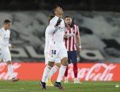 """ريال مدريد ضد غرناطة.. كاسيميرو يضع الملكي في المقدمة بعد 57 دقيقة """"فيديو"""""""