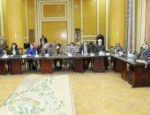 وزيرا الإسكان والبيئة يترأسان اجتماع اللجنة الوطنية لدراسة مشروع جبال سيناء