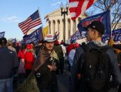 صور.. أنصار ترامب ينظمون مسيرات احتجاجا على خسارته فى الانتخابات الامريكية