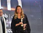 اليوم السابع ويسرا ورامى وخالد النبوى يحصدون جوائز الإبداع بمهرجان نجم العرب