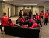 منتخب الشباب يختتم تدريباته استعدادًا لمواجهة ليبيا في تصفيات أفريقيا