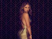 شاكيرا تواصل الترويج لعطرها الجديد Dance midnight بصورة من وراء الكواليس