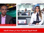 تفاصيل موجة التقلبات الجوية وذروة الأمطار الغزيرة على القاهرة.. فيديو