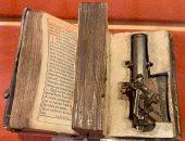 أغرب مخطوطات فى العالم.. مجلدات من الجماجم و الجلد والكتابة فى المريخ