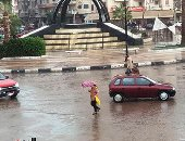 أمطار اليوم ونشاط للرياح وطقس شديد البرودة ليلا والصغرى بالقاهرة 11 درجة