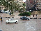 أمطار ونشاط للرياح غدا وطقس شديد البرودة ليلا والصغرى بالقاهرة  11 درجة