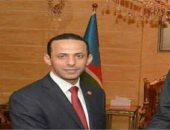 سفير مصر في جوبا يبحث مع محافظ البنك المركزي بجنوب السودان التعاون المشترك