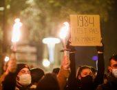 صور.. تجدد المظاهرات الرافضة لقانون الأمن الشامل في فرنسا