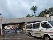 الأرصاد: الأمطار على القاهرة والجيزة ستظل طوال اليوم
