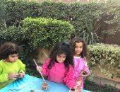 """""""الإبداع فى زمن الكورونا"""" معرض للأطفال فى متحف جاير أندرسون.. صور"""