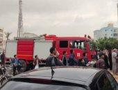 إصابة ربة منزل واثنين من أبنائها فى حريق بإحدى قرى أوسيم بسبب انفجار أسطوانة غاز