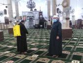 """أوقاف القليوبية: غلق المساجد """"فى رقبة"""" غير الملتزمين بالضوابط الاحترازية"""