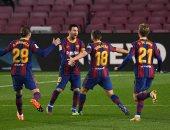 21 لاعباً فى قائمة برشلونة لمواجهة إيبار بالليجا.. وميسي أبرز الغيابات