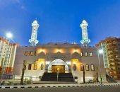 """وزير الأوقاف ومحافظ القاهرة يفتتحان مسجد تحيا مصر بـ""""الأسمرات 3"""" اليوم"""