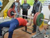 جامعة الفيوم تستضيف بطولة لرفع الأثقال بمشاركة 14 جامعة
