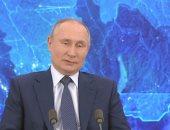بوتين: النزاع الإسرائيلى - الفلسطينى يشكل خطرا مباشرا على مصالحنا الأمنية