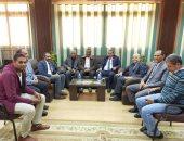 جامعة أسوان توقع برتوكول تعاون أكاديمى مع زراعة أسيوط