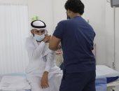"""رئاسة الحرمين تطلق مباردة """"شتاء آمن"""" للتطعيم من الأنفلونزا الموسمية.. صور"""