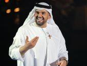 """""""بالبنط العريض"""" لـ حسين الجسمى تقترب من 350 مليون مشاهدة على يوتيوب"""