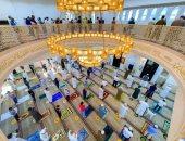 مساجد الإمارات تؤدى صلاة الاستسقاء تلبية لتوجيه الشيخ خليفة بن زايد
