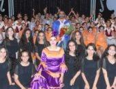 أوبرا الإسكندرية تنظم حفلا موسيقيا لطلاب مركز تنمية المواهب اليوم